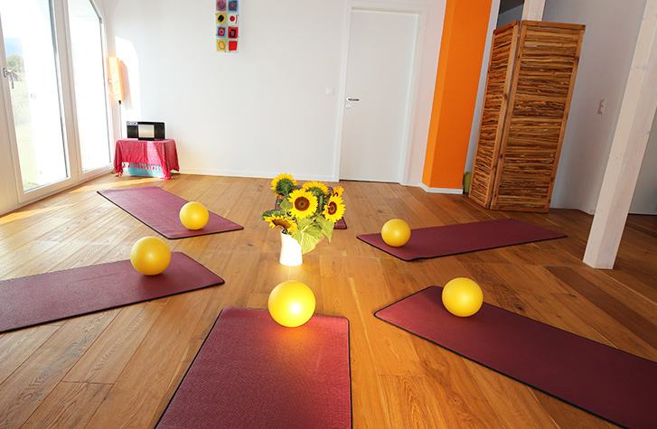 Horizon-Balance, Pilates, Vinelz